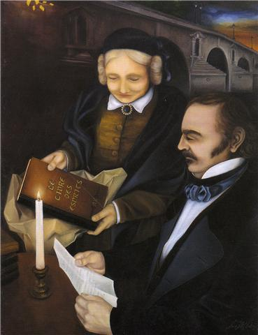 Allan Kardec et Boudet