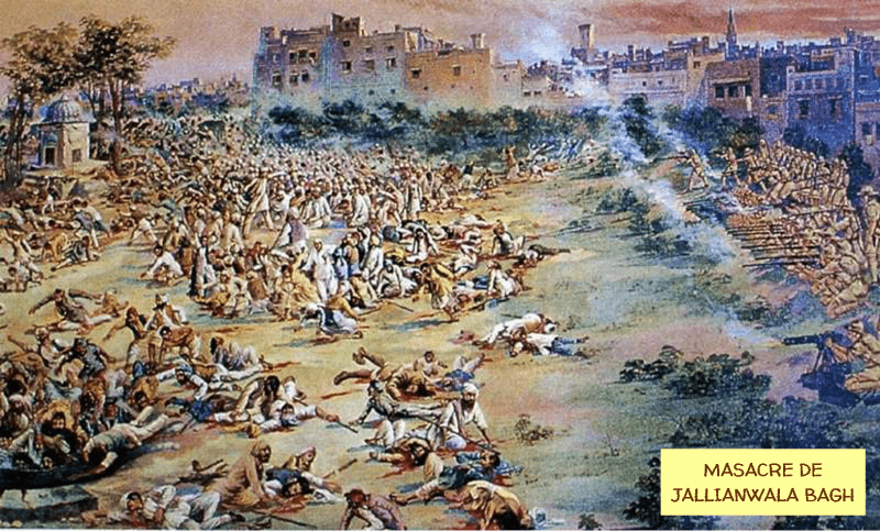 The Jallianwala Bagh massacre was a key moment in Indian History as British Forces, led by Brigadier-General REH Dyer opened fire on a crowd thousands of people in Amritsar, killing over a thousand. April 13, 1919.