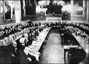 The Third Round Table Conference began on November 17, 1932 and continued up to December 24, 1932. The Congress boycotted it. November 17, 1932.