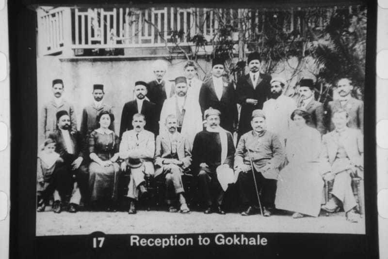 The Congress at its Calcutta Session in 1911, congratulated Mahatma Gandhi and the Indian community in Transvaal on the repeal of the South African province's anti-Asiatic legislation.