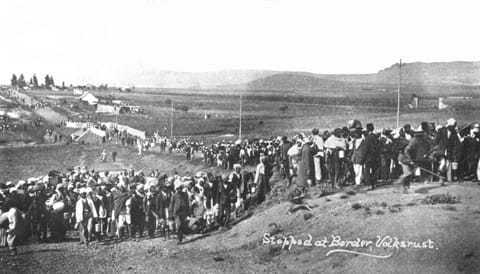 On March 29, 1907, Gandhi ji led his first Satyagraha in Transvaal, South Africa, protesting against the Asiatic Registration Act. The legislation mandated that every Asian who wished to reside or possess property in South Africa had to register his or her name with the authorities. The punishment for not doing so was deportation without the right to appeal.