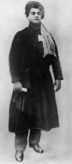 CHICAGO, SEPTEMBER 1893 -- Swami Vivekananda, Hindu Monk