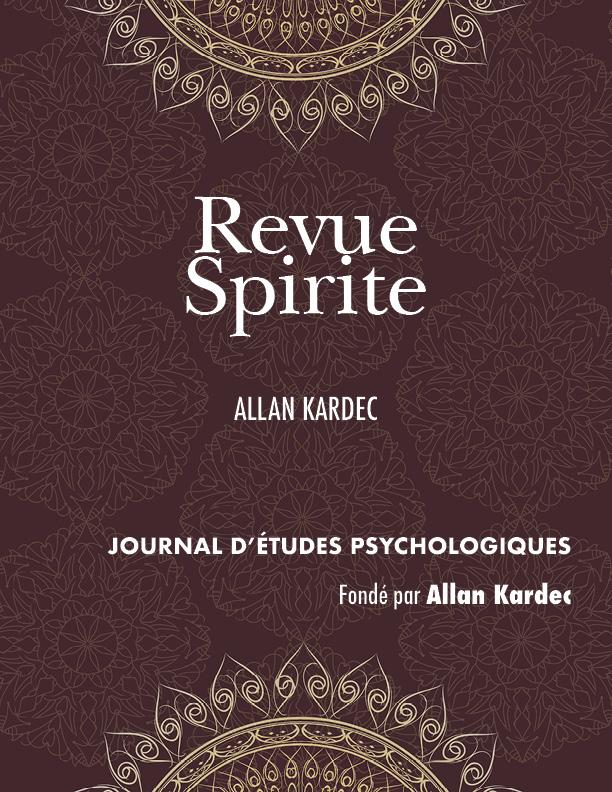 Collection Revue Spirite, Allan Kardec