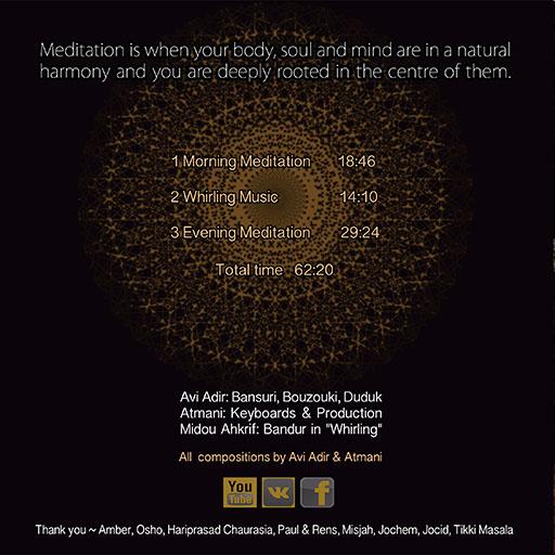 Avi Adir, Divine Music for Meditation