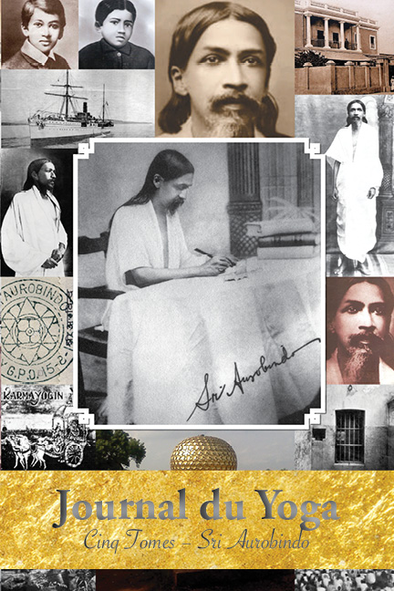 Collection Journal du Yoga, Sri Aurobindo
