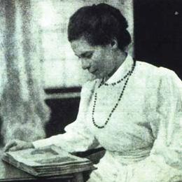 Margaret Elizabeth Noble (Sister Nivedita)