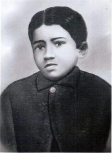 Sri Aurobindo jeune