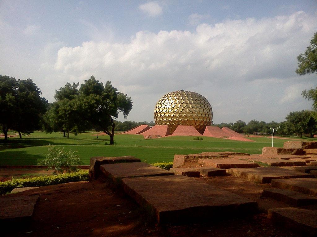 Aurobindo ashram, Pondicherry