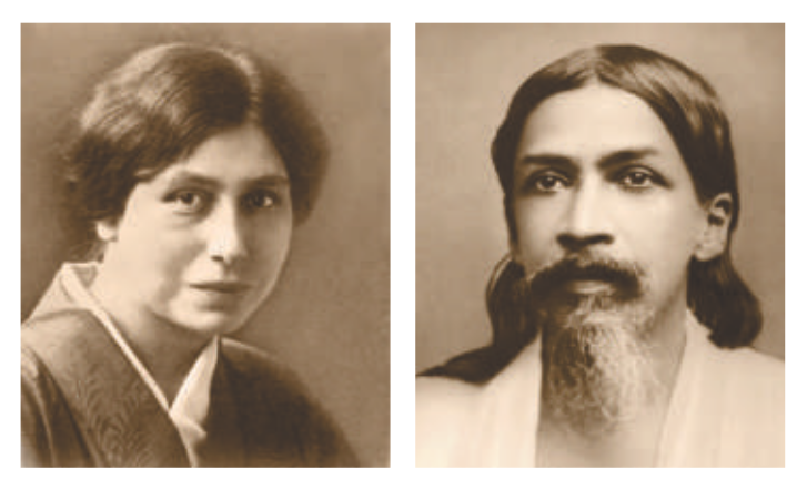The-Mother-and-Sri-Aurobindo
