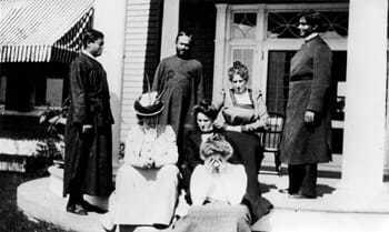 RIDGELY MANOR, NEW YORK, SEPTEMBER 1899