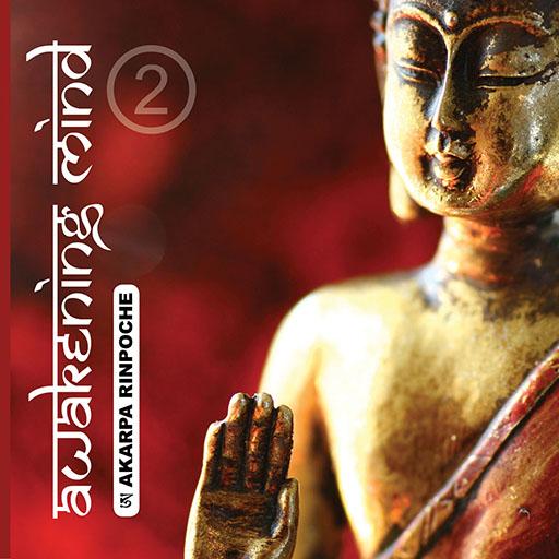 Akarpa Rinpoche: Awakening Mind • II — Corpetina