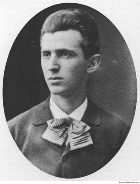 Nikola Tesla in Paris (1883)