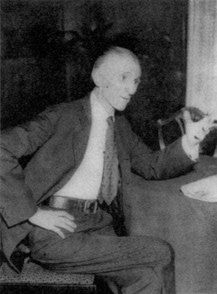 Nikola Tesla - World opinion does not affect him.