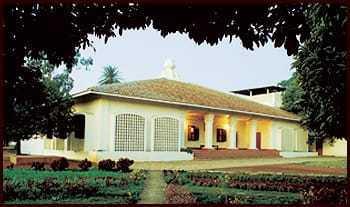 Main building at Ranchi Ashram Center