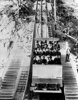 MOUNT LOWE, CALIFORNIA, JANUARY 1900