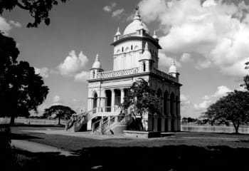 BELUR MATH, 1977 Swamiji's Temple