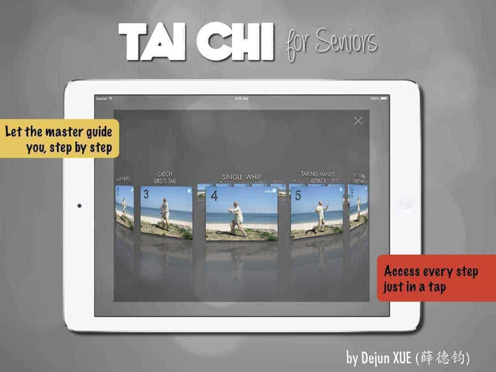 Tai Chi for Seniors