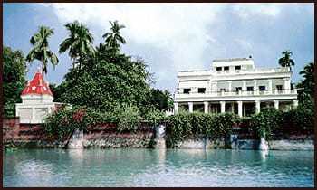 Yogoda Satsanga Society Headquarters in Dakshineswar, India