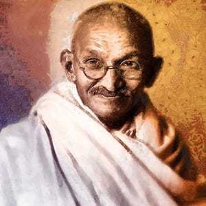 Mahatma Gandhi's Speech on Spirituality