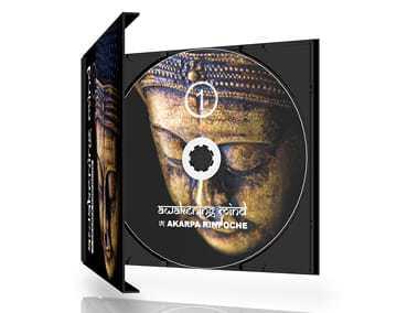 Awakening Mind 1, by Akarpa Rinpoche
